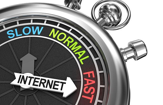 Improved Internet Speed Installation