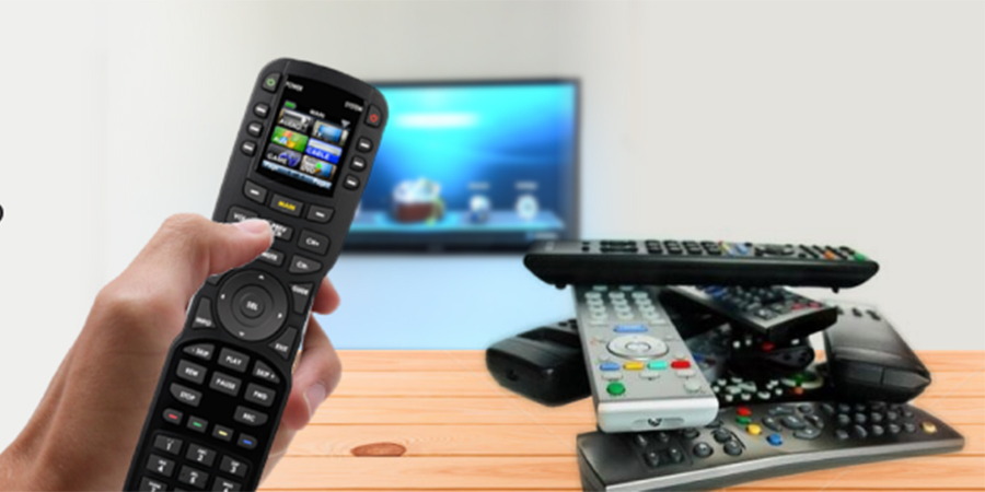 Universal Remote Setup