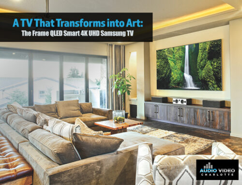 A TV That Transforms into Art: The Frame QLED Smart 4K UHDSamsung TV