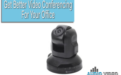 Get Better Video Conferencing For Your Office
