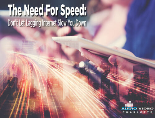 The Need For Speed: Don't Let Lagging Internet Slow You Down