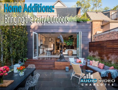 Home Additions: Bringing the Party Outdoors