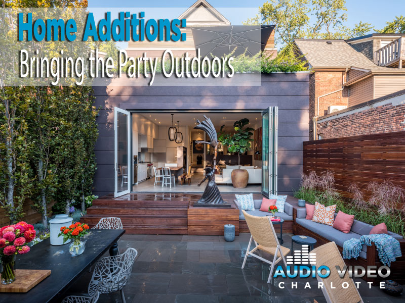 Outdoor Home Additions