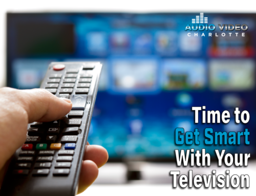 Time to Get Smart With Your Television