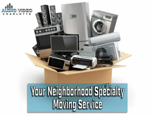 Your Neighborhood Specialty Moving Service