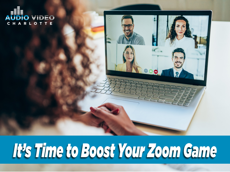 Improving Your Zoom Meeting Experience