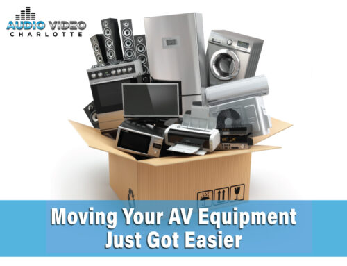Moving Your AV Equipment Just Got Easier